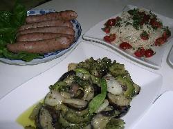 家庭菜園 自給自足で簡単 料理